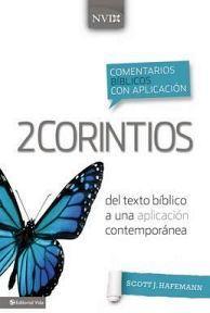 2 CORINTIOS       NVI     (COMENTARIOS BIBLICOS C/APLICACION/EMP)