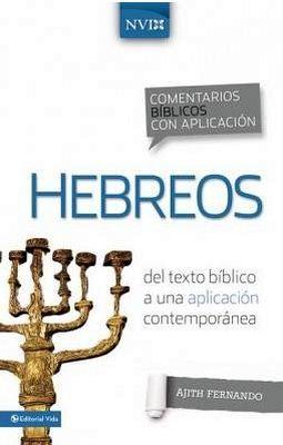 HEBREOS           NVI     (COMENTARIOS BIBLICOS C/APLICACION/EMP)