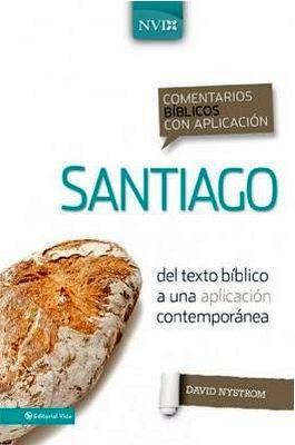 SANTIAGO          NVI     (COMENTARIOS BIBLICOS C/APLICACION/EMP)