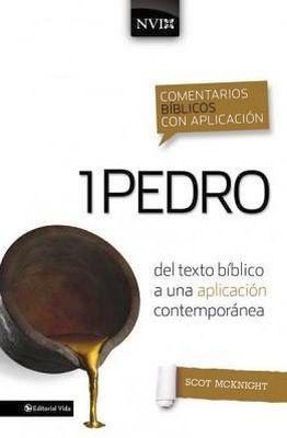 1 PEDRO           NVI     (COMENTARIOS BIBLICOS C/APLICACION/EMP)