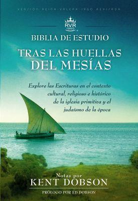 BIBLIA DE ESTUDIO -TRAS LAS HUELLAS DEL MESIAS-