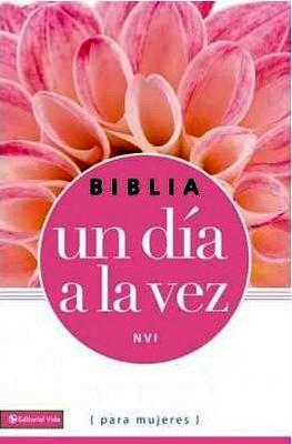 BIBLIA -UN DIA A LA VEZ PARA MUJERES-     (ROSA/BLANCO/NVI)