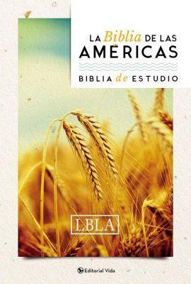 BIBLIA DE LAS AMERICAS -BIBLIA DE ESTUDIO- (EMP./BLANCO/TRIGO/LBL