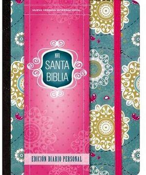 SANTA BIBLIA -DIARIO PERSONAL/GRIS/VERDE- (NVI)