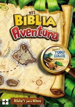 BIBLIA AVENTURA NVI -8 A 12 AÑOS-         (EMPASTADO)