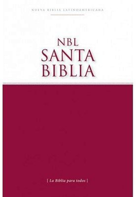 NBL SANTA BIBLIA                  (NUEVA BIBLIA LATINMOAMERICANA)