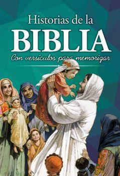 HISTORIA DE LA BIBLIA -CON VESICULOS PARA MEMORIZAR- (EMPASTADO)