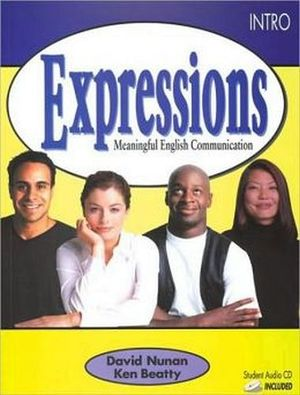 EXPRESSIONS INTRO STUDENT´S BOOK W/AUDIO CD