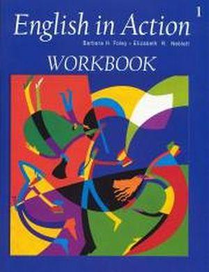 ENGLISH IN ACTION 1RO. WORKBOOK+AUDIO CD