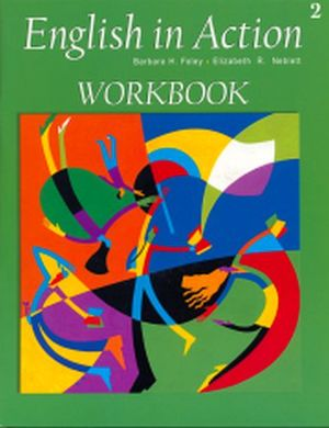 ENGLISH IN ACTION 2DO. WORKBOOK+AUDIO CD