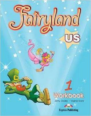 FAIRYLAND US 1 WORKBOOK