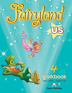 FAIRYLAND US 4 WORKBOOK