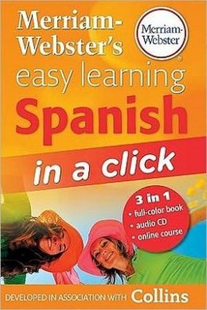 MERRIAM WEBSTER'S EASY LEARNING SPANISH