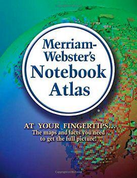 MERRIAM WEBSTER'S NOTEBOOK ATLAS
