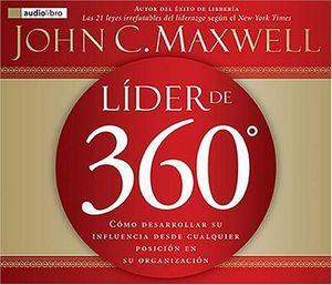 LIDER DE 360° (AUDIOLIBRO)