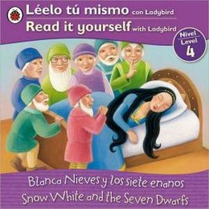 SNOW WHITE/BLANCA NIEVES (BILINGUAL FAIRY TALES)