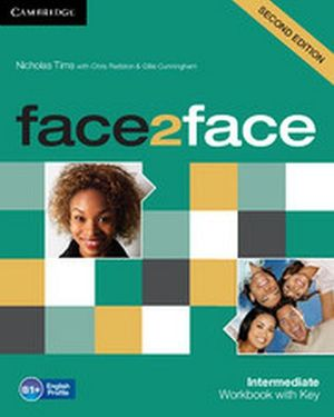 FACE2FACE 2ED INTERMEDIATE WORKBOOK W/KEY