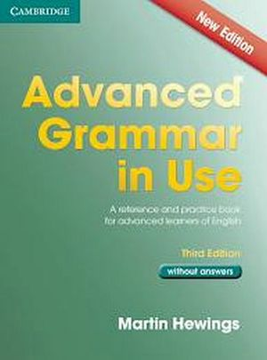 ADVANCED GRAMMAR IN USE 3ED WITHOUT ANSWER