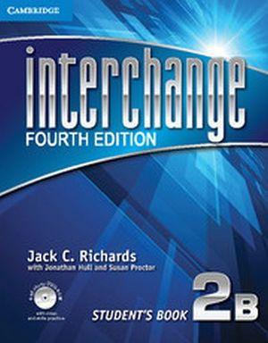 INTERCHANGE 4ED 2B SPLIT ST'S BOOK W/SELF-STUDY DVD-ROM