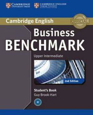 BUSINESS BENCHMARK 2ED UPPER-INTER BULATS STUDENT'S BOOK
