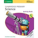 CAMBRIDGE PRIMARY SCIENCE 5 ACTIVITY BOOK