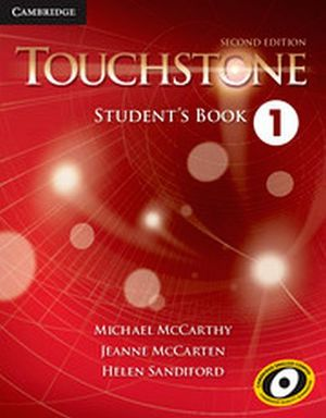 TOUCHSTONE 2ED 1 STUDENT'S BOOK