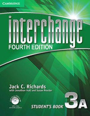 INTERCHANGE 4ED 3A SPLIT ST'S BOOK W/SELF-STUDY DVD-ROM