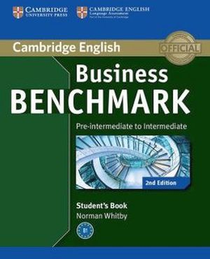 BUSINESS BENCHMARK 2ED PRE-INTER-INTER BULATS STUDENT'S BOOK