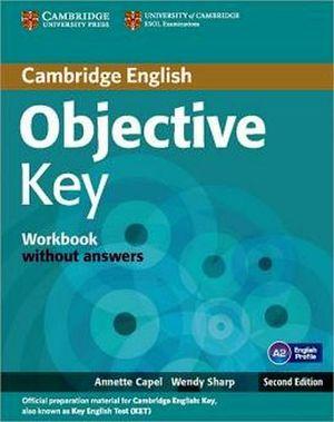 OBJECTIVE KEY (KET) WORKBOOK NO KEY