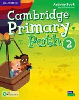 CAMBRIDGE PRIMARY PATH 2 ACTIVITY BOOK W/PRACTICE EXTRA