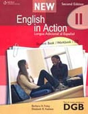 NEW ENGLISH IN ACTION 2 DGB (SB/WB/CD) 2ED.