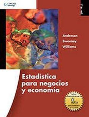 ESTADISTICA PARA NEGOCIOS Y ECONOMIA 11ED. C/APLIA
