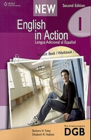 NEW ENGLISH IN ACTION 1 DGB (SB/WB/CD) 2ED.