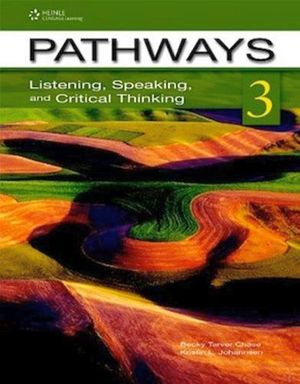 PATHWAYS 3 LIST/SPEAK STUDENT BOOK W/ONLINE WORKBOOK CODE
