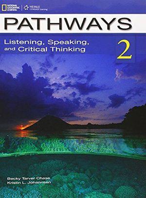 PATHWAYS 2 LIST & SPEAK SB W/ONLINE STICKER CODE