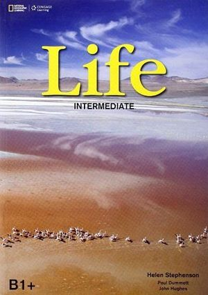 LIFE INTERMEDIATE B1+ STUDENT'S BOOK + DVD