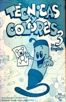 TECNICAS Y COLORES 3RO. IN ENGLISH