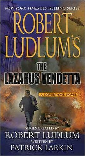 ROBERT LUDLUM'S THE LAZARUS VE