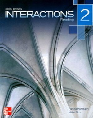 INTERACTIONS 2 READING 6ED C/CD