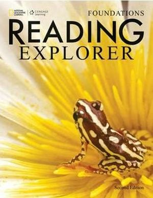 READING EXPLORER FOUNDATIONS 2ED STUDENT W/ONLINE WK ACCESS CODE