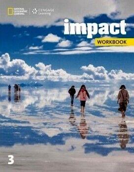 AMERICAN IMPACT 3 WORKBOOK