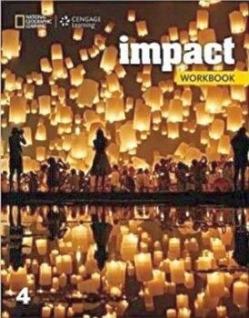 AMERICAN IMPACT 4 WORKBOOK