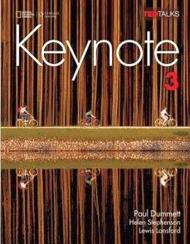 KEYNOTE 3 AMERICAN STUDENT BOOK W/MY KEYNOTE ONLINE WORKBOOK