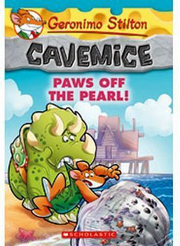 GERONIMO STILTON CAVEMICE # 12: PAWS OFF THE PEARL!