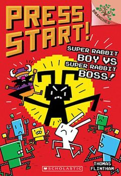 SUPER RABBIT BOY VS SUPER RABBIT BOSS!