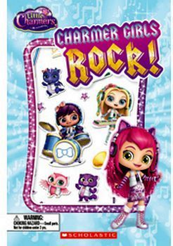 CHARMER GIRLS ROCK! LEVEL 1: LITTLE CHARMERS