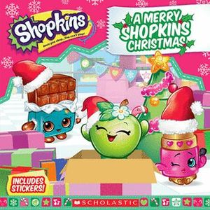 SHOPKINS A MERRY SHOPKINS CHRISTMAS