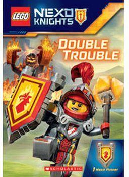 LEGO NEXO KNIGHTS DOUBLE TROUBLE