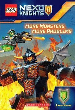 LEGO NEXO KNIGHTS MORE MONSTERS, MORE PROBLEMS