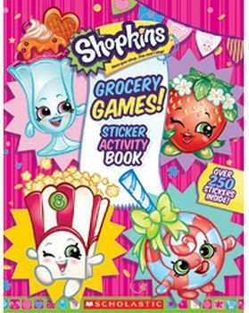 SHOPKINS GROCERY GAMES!